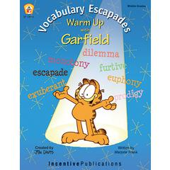 VOCABULARY ESCAPADES WARM UP WITH GARFIELD
