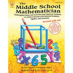 WORLD BOOK THE MIDDLE SCHOOL MATHEMATICIAN REVED