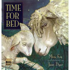 TIME FOR BED BIG BOOK
