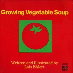 HOUGHTON MIFFLIN GROWING VEGETABLE SOUP BIG BOOK