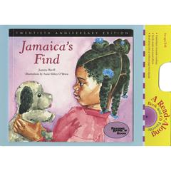HOUGHTON MIFFLIN CARRY ALONG BOOK & CD JAMAICAS FIND