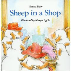 HOUGHTON MIFFLIN CARRY ALONG BOOK & CD SHEEP IN A SHOP