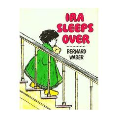 HOUGHTON MIFFLIN CARRY ALONG BOOK & CD IRA SLEEPS OVER