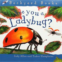 ARE YOU A LADYBUG PAPERBACK