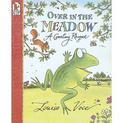 OVER IN THE MEADOW BIG BOOK