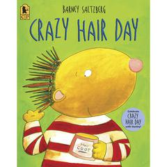 CANDLEWICK PRESS CRAZY HAIR DAY BIG BOOK