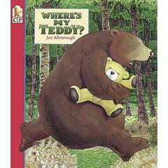 CANDLEWICK PRESS WHERES MY TEDDY BIG BOOK