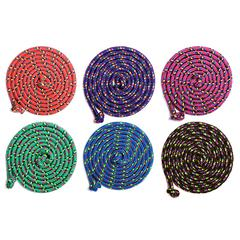 CONFETTI JUMP ROPE 16FT - LET US CHOOSE YOUR COLOR