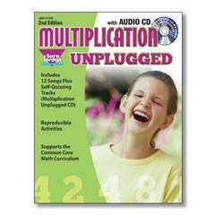 SARA JORDAN PUBLISHING MULTIPLICATION UNPLUGGED ENGLISH