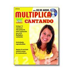 SARA JORDAN PUBLISHING MULTIPLICATION UNPLUGGED SPANISH