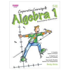 KAGAN PUBLISHING COOPERATIVE LEARNING & ALGEBRA GR 7-12