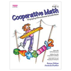 KAGAN PUBLISHING COOPERATIVE MATH RESOURCE BOOK GR PK-2