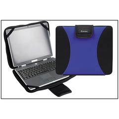 NEOPRENE LAPTOP PROTECTIVE BAG BLUE