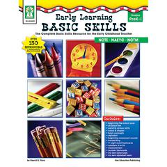 CARSON DELLOSA EARLY LEARNING BASIC SKILLS
