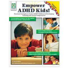 CARSON DELLOSA EMPOWER ADHD KIDS