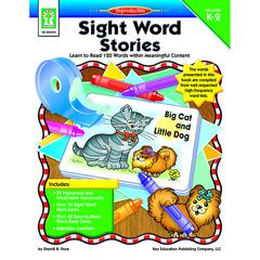 CARSON DELLOSA SIGHT WORD STORIES GR K-2