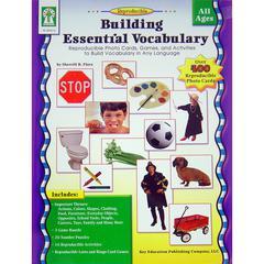 BUILDING ESSENTIAL VOCABULARY