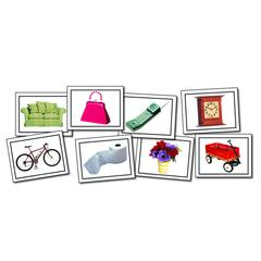 CARSON DELLOSA PHOTOGRAPHIC LEARNING CARDS NOUNS EVERYDAY OBJECTS