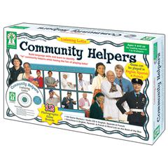 LISTENING LOTTO COMMUNITY HELPERS