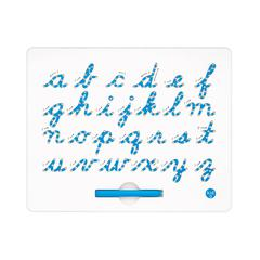KID O PRODUCTS CURSIVE MAGNATAB BOARD LOWER CASE