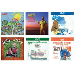 KIMBO EDUCATIONAL THE BEST OF RAFFI CD COLLECTION