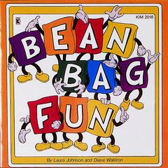 KIMBO EDUCATIONAL BEAN BAG FUN CD