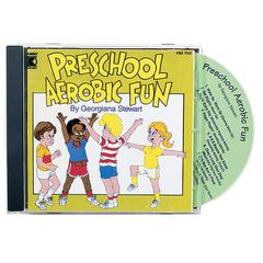 KIMBO EDUCATIONAL PRESCHOOL AEROBIC FUN CD AGES 3-6