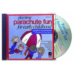 KIMBO EDUCATIONAL PLAYTIME PARACHUTE FUN CD AGES 3-8