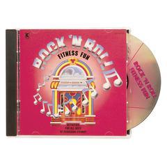 ROCK N ROLL FITNESS CD