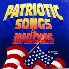 KIMBO EDUCATIONAL PATRIOTIC SONGS & MARCHES CD ALL AGES