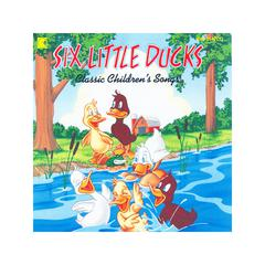 KIMBO EDUCATIONAL SIX LITTLE DUCKS CD