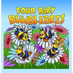 KIMBO EDUCATIONAL FOUR BABY BUMBLEBEES CD