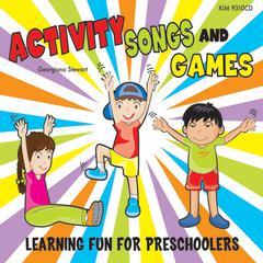 KIMBO EDUCATIONAL ACTIVITY SONGS & GAMES
