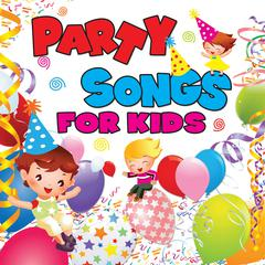 KIMBO EDUCATIONAL PARTY SONGS FOR KIDS CD