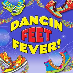 KIMBO EDUCATIONAL DANCIN FEET FEVER CD