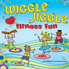 KIMBO EDUCATIONAL WIGGLE JIGGLE FITNESS FUN CD