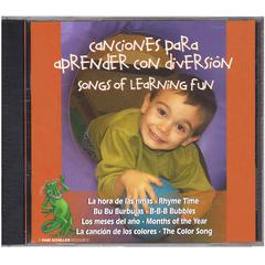 KIMBO EDUCATIONAL CANCIONES DIVERTIDOS DE APRENDER SONGS OF LEARNING FUN