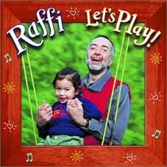 KIMBO EDUCATIONAL LETS PLAY RAFFI CD