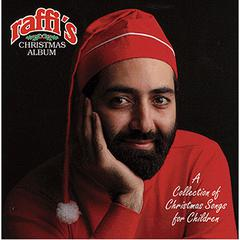 KIMBO EDUCATIONAL RAFFIS CHRISTMAS ALBUM CD