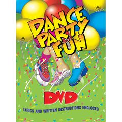 KIMBO EDUCATIONAL DANCE PARTY FUN DVD