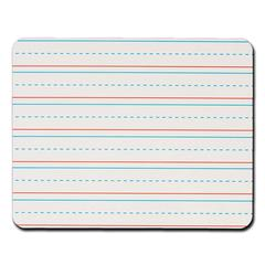 KLEENSLATE CONCEPTS RECTANGULAR HANDWRITING LINED 8PK REPLACEMENT DRY ERASE SHEETS