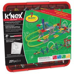 K'NEX LIMITED PARTNERSHIP KNEX WHEELS & AXLES AND INCLINED PLANES