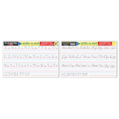 HANDWRITING WRITE A MAT 6PK