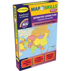 MAP SKILLS ASIA INTERACTIVE WHITEBOARD SOFTWARE