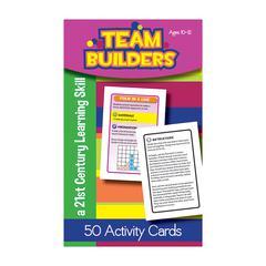 LORENZ / MILLIKEN TEAM BUILDERS FLASH CARDS GR 5-6