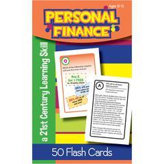 LORENZ / MILLIKEN PERSONAL FINANCE FLASH CARDS GR 7