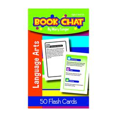 LORENZ / MILLIKEN BOOK CHAT FLASH CARDS