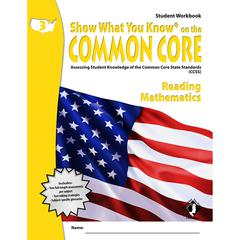 GR 3 STUDENT WORKBOOK READYING & MATH SHOW WHAT YOU KNOW ON THE