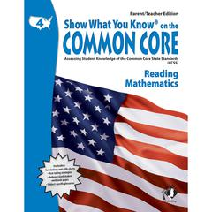 LORENZ / MILLIKEN GR 4 PARENT TEACHER EDITION READING & MATH SHOW WHAT YOU KNOW ON THE
