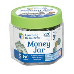 LEARNING RESOURCES MONEY JAR